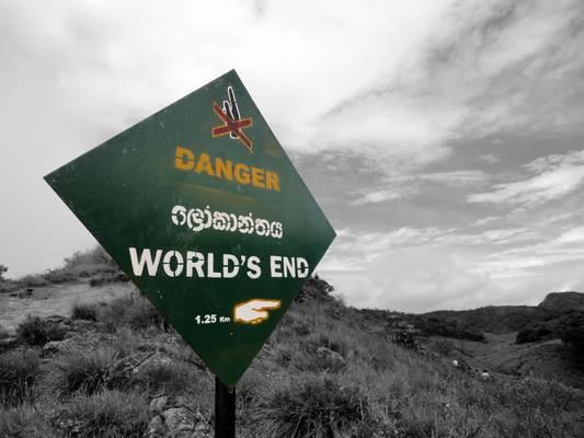 World's end, Horton Plains