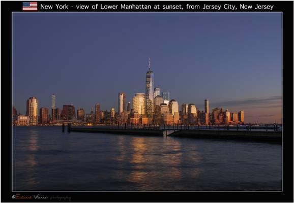 Skyline Lower Manhattan