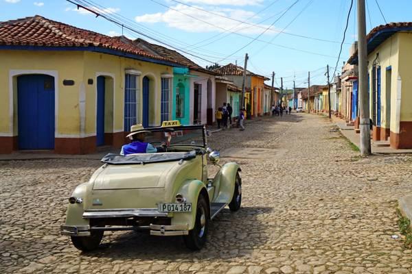 Calle General Lino Pérez
