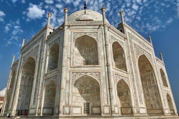 Agra - Taj Mahal