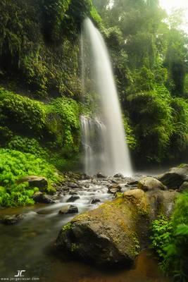 Sendang Gile waterfall 2