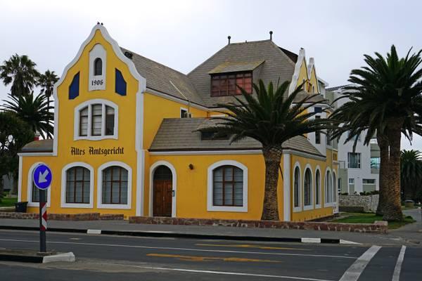 Old Magistrate's Court, Swakopmund
