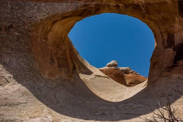 Tunnel Arche