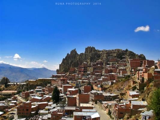 Barrio Strongest, La Paz