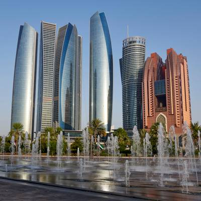 Etihad Towers - Abu Dhabi