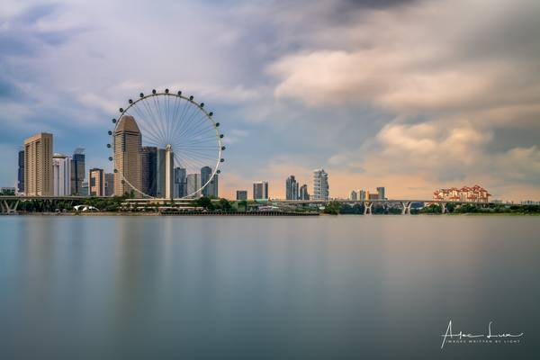 Singapore's Golden Hour Is Starting