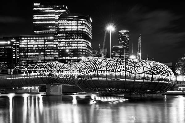 Webb Bridge - Melbourne, Australia