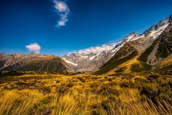 Hooker Valley, NZ