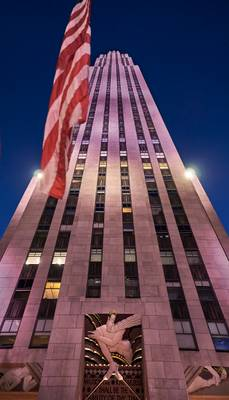 Rockefeller Building, New York