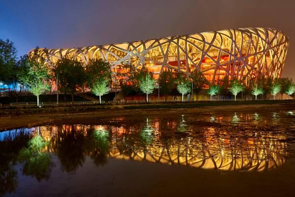 Beijing Olympic Stadium (Bird's Nest)