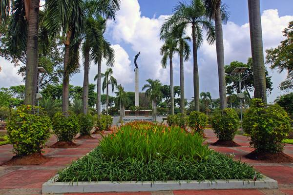Lapangan Banteng park, Jakarta