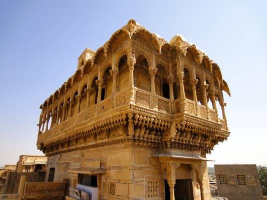 Jaisalmer - Sunset Point