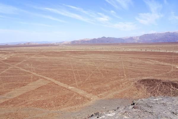 Nazca viewpoint