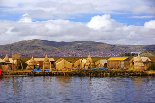 Uros Floating Islands, Titicaca