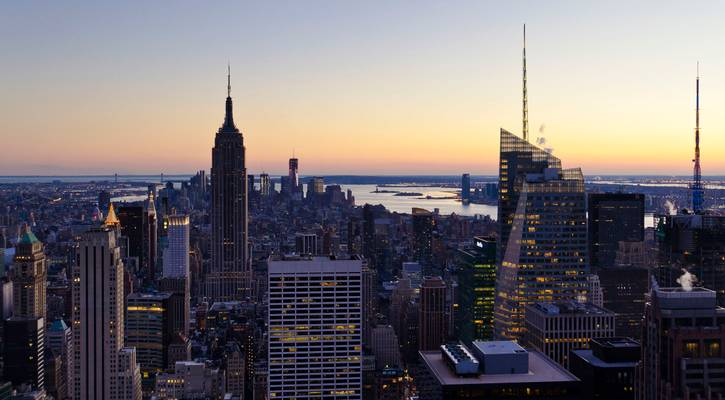 New York is the perfect model of a city, not the model of a perfect city...