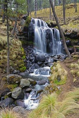 Cascada de La Joya