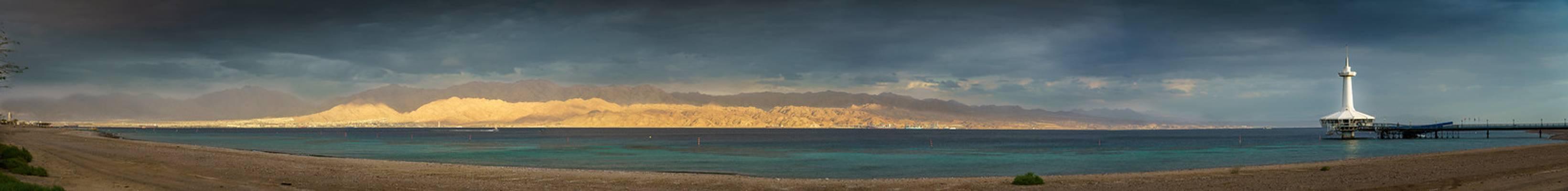 Golf von Aqaba, Jordanien