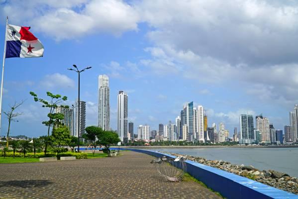 Panama Bay, Panama City
