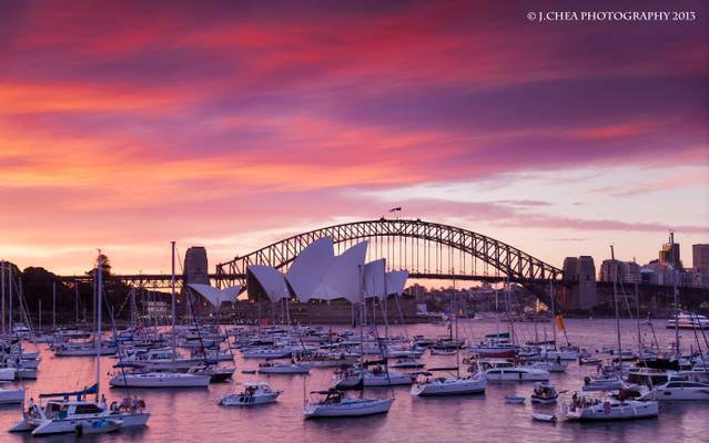 Sydney Splendour!
