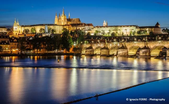 Night lights, Prague #7