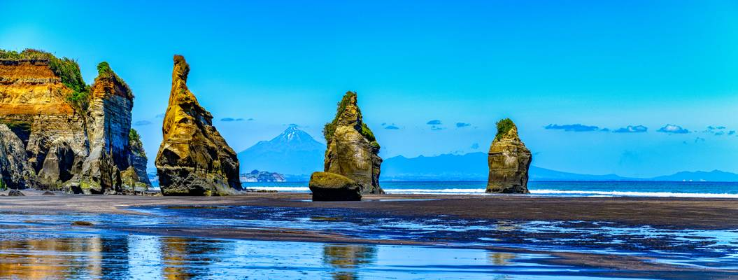 The Three Sisters Pano