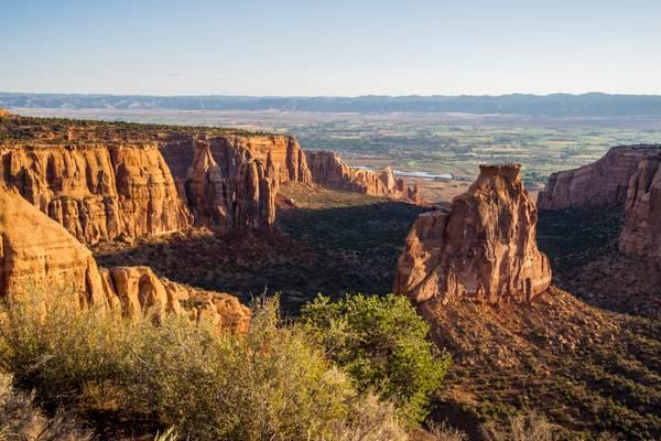 Colorado National Monument, DSCN1153