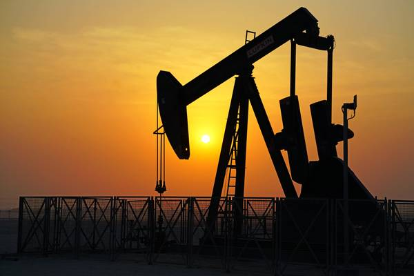 Bahrain oil fields