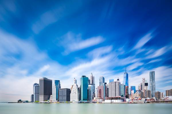 Skyline of Lower Manhattan 1