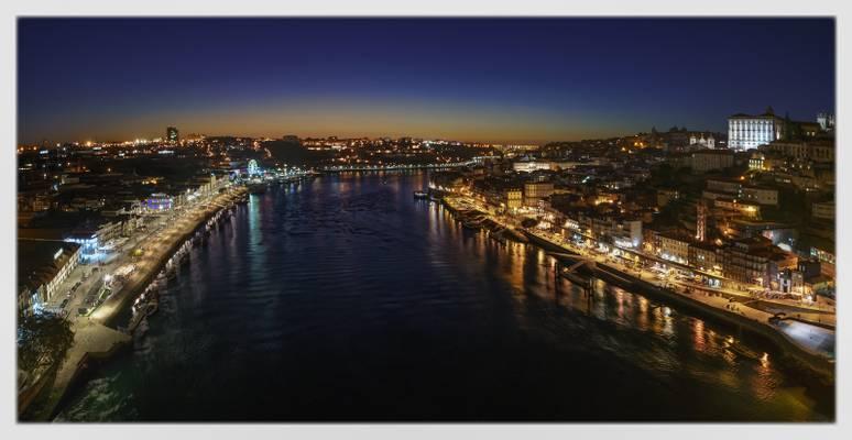 Porto, Blick auf den Douro