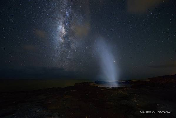 Spouting Horn & Milkyway