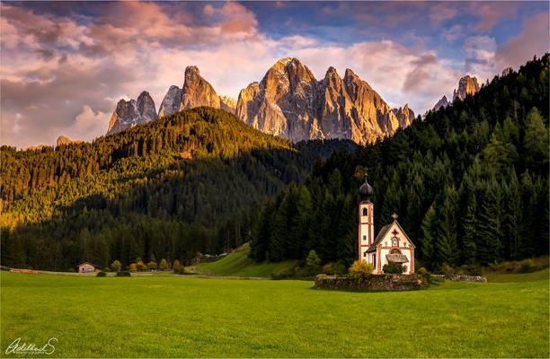 Sankt Magdalena - Sankt Johann in Ranui