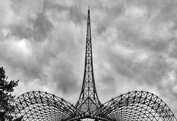 Arts Centre and State Theatre - Melbourne, Australia