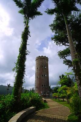 Yocahu Tower, El Yunque