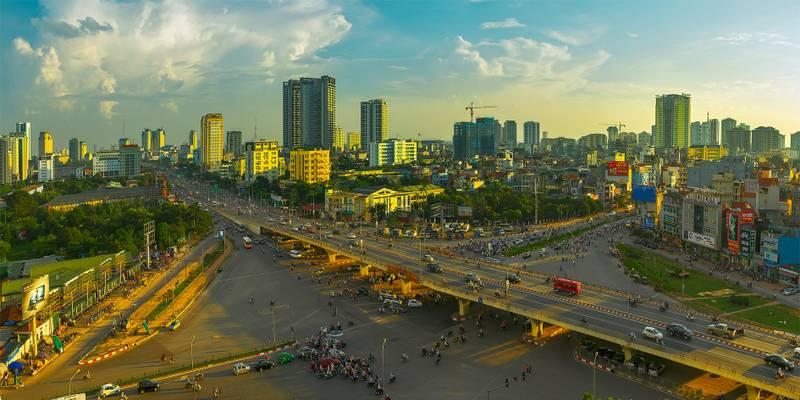 Y2749-53.0614.Cầu Vượt Mai Dịch.Hà Nội.