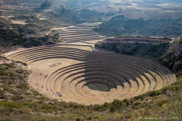 The Astounding Incan Moray Circles, Peru