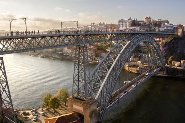 Ponte Luis I (Oporto - Portugal)
