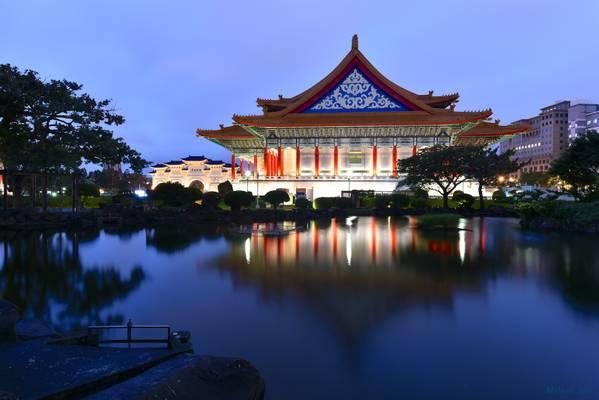 Concert hall, Taipei