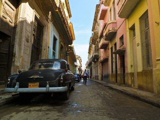 """Habana """"lo clásico"""""""