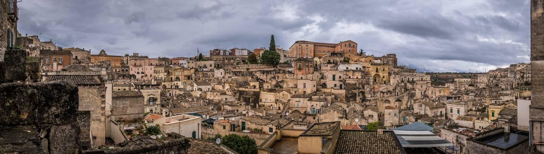 Matera sassi - Basilicata, Italy - Cityscape photography