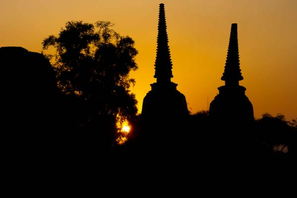 Ayutthaya - Wat Phra SinSanphet