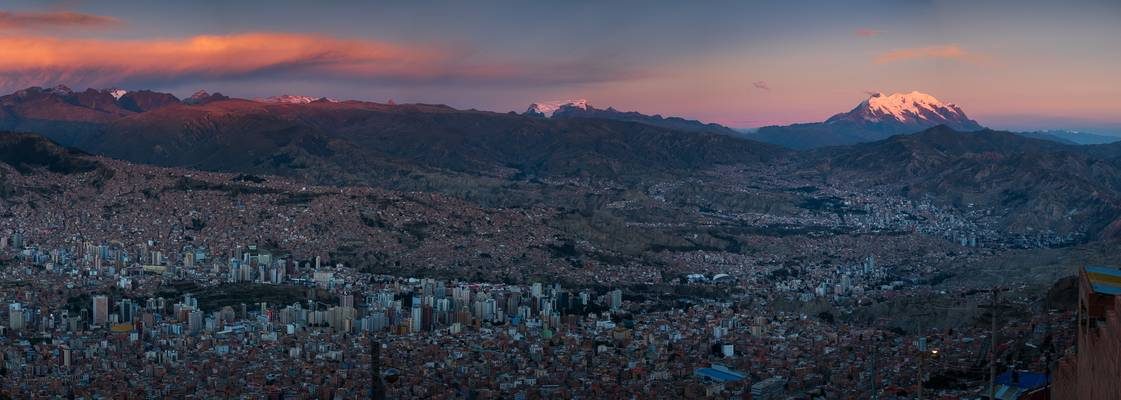 La Paz Panorama