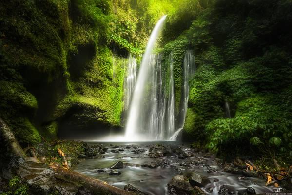Tiu Kelep waterfall 6