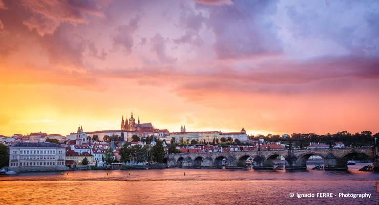 Before the storm, Prague #3