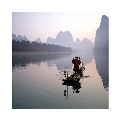 Cormorant Fisherman, China