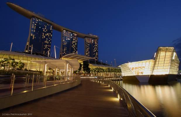 LV's Island Maison@ Marina Bay Sands