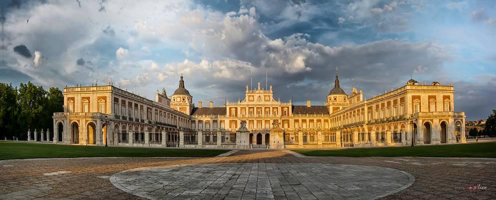 palacio de aranjuez.