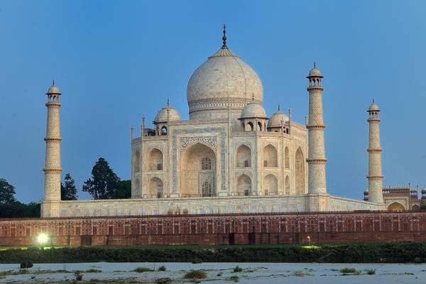Taj Mahal - Agra - India