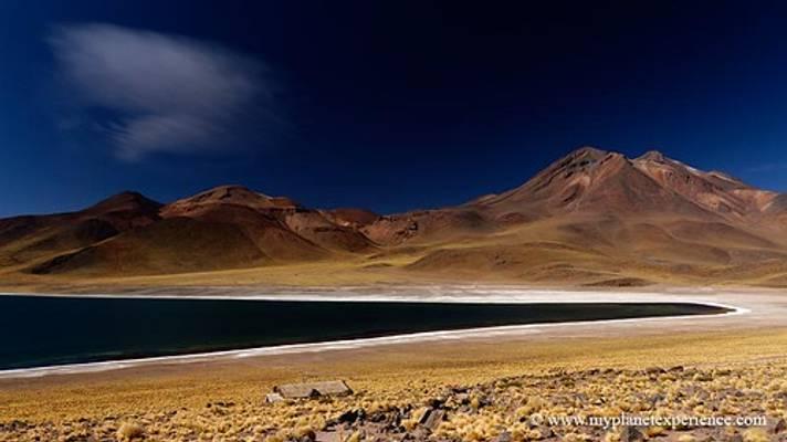 Laguna Miscanti - Altiplano, Atacama desert, Chile