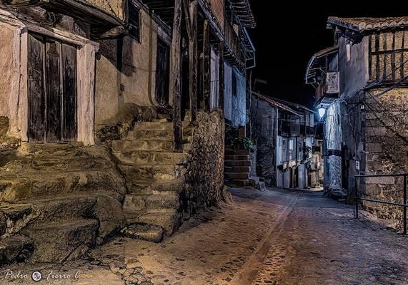 Noche en Cepeda...
