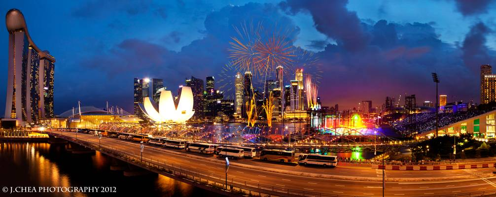 Singapore Celebrations II